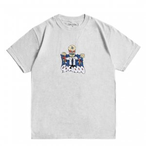 <img class='new_mark_img1' src='https://img.shop-pro.jp/img/new/icons5.gif' style='border:none;display:inline;margin:0px;padding:0px;width:auto;' />GX1000 WATCHMAN TEE / ASH (ジーエックスセン Tシャツ / 半袖)