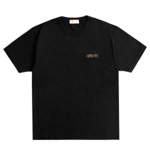 <img class='new_mark_img1' src='https://img.shop-pro.jp/img/new/icons5.gif' style='border:none;display:inline;margin:0px;padding:0px;width:auto;' />HORRIBLE'S CHISEL T-SHIRT / BLACK (ホリブルズ Tシャツ)