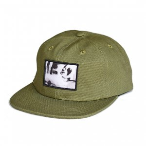 <img class='new_mark_img1' src='https://img.shop-pro.jp/img/new/icons5.gif' style='border:none;display:inline;margin:0px;padding:0px;width:auto;' />PICTURE SHOW ANDALOU SNAPBACK CAP / OLIVE (ピクチャーショー キャップ)