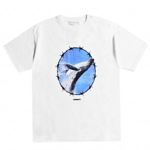 <img class='new_mark_img1' src='https://img.shop-pro.jp/img/new/icons5.gif' style='border:none;display:inline;margin:0px;padding:0px;width:auto;' />HORRIBLE'S MOTHER T-SHIRT / WHITE (ホリブルズ Tシャツ)