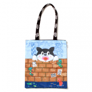 <img class='new_mark_img1' src='https://img.shop-pro.jp/img/new/icons5.gif' style='border:none;display:inline;margin:0px;padding:0px;width:auto;' />SAYHELLO ZERO TOTE BAG (セイハロー トートバッグ)