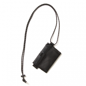 <img class='new_mark_img1' src='https://img.shop-pro.jp/img/new/icons5.gif' style='border:none;display:inline;margin:0px;padding:0px;width:auto;' />SAYHELLO NECK HANG WALLET / BLACK (セイハロー ウォレット)