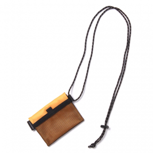 <img class='new_mark_img1' src='https://img.shop-pro.jp/img/new/icons5.gif' style='border:none;display:inline;margin:0px;padding:0px;width:auto;' />SAYHELLO NECK HANG WALLET / ORANGE (セイハロー ウォレット)