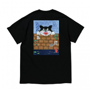 <img class='new_mark_img1' src='https://img.shop-pro.jp/img/new/icons1.gif' style='border:none;display:inline;margin:0px;padding:0px;width:auto;' />SAYHELLO FANTASY TEE / BLACK (セイハロー / Tシャツ)