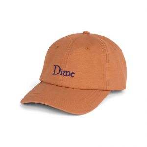 <img class='new_mark_img1' src='https://img.shop-pro.jp/img/new/icons5.gif' style='border:none;display:inline;margin:0px;padding:0px;width:auto;' />DIME CLASSIC CAP / WASHED ORANGE (ダイム キャップ / 6パネルキャップ)