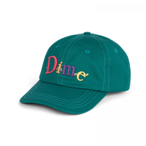 <img class='new_mark_img1' src='https://img.shop-pro.jp/img/new/icons5.gif' style='border:none;display:inline;margin:0px;padding:0px;width:auto;' />DIME CLASSIC FRIEND CAP / TEAL (ダイム キャップ / 6パネルキャップ)