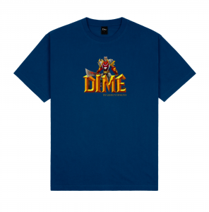 <img class='new_mark_img1' src='https://img.shop-pro.jp/img/new/icons5.gif' style='border:none;display:inline;margin:0px;padding:0px;width:auto;' />DIME Dime by Leeroy Jenkins T-SHIRT / NAVY (ダイム Tシャツ / 半袖)