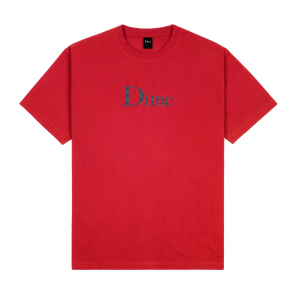 <img class='new_mark_img1' src='https://img.shop-pro.jp/img/new/icons5.gif' style='border:none;display:inline;margin:0px;padding:0px;width:auto;' />DIME CLASSIC PLAID T-SHIRT / CHERRY (ダイム Tシャツ / 半袖)