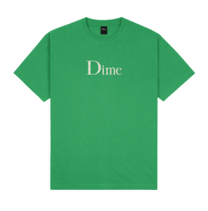 <img class='new_mark_img1' src='https://img.shop-pro.jp/img/new/icons5.gif' style='border:none;display:inline;margin:0px;padding:0px;width:auto;' />DIME CLASSIC PLAID T-SHIRT / GREEN (ダイム Tシャツ / 半袖)