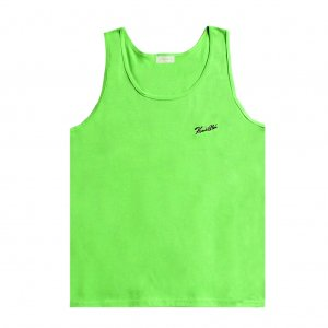 <img class='new_mark_img1' src='https://img.shop-pro.jp/img/new/icons5.gif' style='border:none;display:inline;margin:0px;padding:0px;width:auto;' />HORRIBLE'S SIGNATURE LOGO TANKTOP / LIME (ホリブルズ タンクトップ)