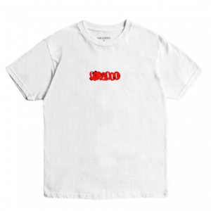 <img class='new_mark_img1' src='https://img.shop-pro.jp/img/new/icons5.gif' style='border:none;display:inline;margin:0px;padding:0px;width:auto;' />GX1000 FILL TEE / WHITE (ジーエックスセン Tシャツ / 半袖)