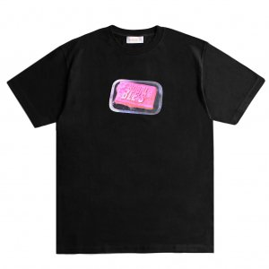 <img class='new_mark_img1' src='https://img.shop-pro.jp/img/new/icons5.gif' style='border:none;display:inline;margin:0px;padding:0px;width:auto;' />HORRIBLE'S SOAP T-SHIRT / BLACK (ホリブルズ Tシャツ)