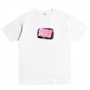 <img class='new_mark_img1' src='https://img.shop-pro.jp/img/new/icons5.gif' style='border:none;display:inline;margin:0px;padding:0px;width:auto;' />HORRIBLE'S SOAP T-SHIRT / WHITE (ホリブルズ Tシャツ)