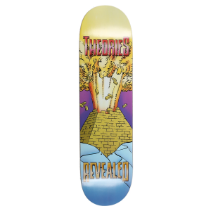 <img class='new_mark_img1' src='https://img.shop-pro.jp/img/new/icons5.gif' style='border:none;display:inline;margin:0px;padding:0px;width:auto;' />THEORIES Revealed Skateboard Deck / 8.0 x 31.875 (セオリーズ スケートボード デッキ)