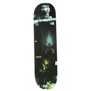 <img class='new_mark_img1' src='https://img.shop-pro.jp/img/new/icons5.gif' style='border:none;display:inline;margin:0px;padding:0px;width:auto;' />THEORIES 16mm Jupiter Skateboard Deck / 8.0 x 31.875 (セオリーズ スケートボード デッキ)