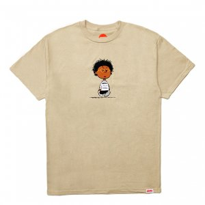 <img class='new_mark_img1' src='https://img.shop-pro.jp/img/new/icons5.gif' style='border:none;display:inline;margin:0px;padding:0px;width:auto;' />HOPPS KEITH KID T-SHIRT / SAND (ホップス Tシャツ)