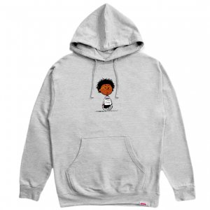 <img class='new_mark_img1' src='https://img.shop-pro.jp/img/new/icons5.gif' style='border:none;display:inline;margin:0px;padding:0px;width:auto;' />HOPPS KEITH KID HOODIE / HEATHER GREY (ホップス フーディー/パーカー)