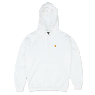 <img class='new_mark_img1' src='//img.shop-pro.jp/img/new/icons5.gif' style='border:none;display:inline;margin:0px;padding:0px;width:auto;' />PIZZA SKATEBOARDS EMOJI LOGO HOODED SWEATSHIRT / WHITE (ピザスケートボード パーカー)