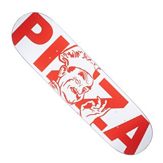 <img class='new_mark_img1' src='//img.shop-pro.jp/img/new/icons5.gif' style='border:none;display:inline;margin:0px;padding:0px;width:auto;' />PIZZA SKATEBOARDS CHEF DECK / 8.125