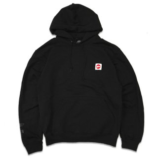 <img class='new_mark_img1' src='//img.shop-pro.jp/img/new/icons5.gif' style='border:none;display:inline;margin:0px;padding:0px;width:auto;' />HOPPS KEEP IT MOVING PULLOVER HOODY / BLACK (ホップス スウェット/パーカ)