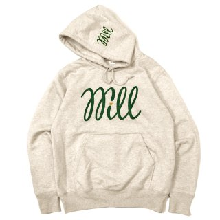 <img class='new_mark_img1' src='//img.shop-pro.jp/img/new/icons5.gif' style='border:none;display:inline;margin:0px;padding:0px;width:auto;' />WILL LOGO PULLOVER HOODIE / OATMEAL (ウィル パーカー)
