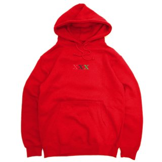 <img class='new_mark_img1' src='//img.shop-pro.jp/img/new/icons5.gif' style='border:none;display:inline;margin:0px;padding:0px;width:auto;' />STAY BLACK SALUTE XXX HOODIE / RED (ステイブラック パーカー/スウェット)