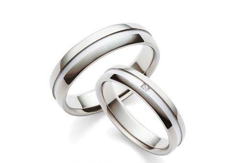 結婚指輪 michi チタンプラチナ900 3万円台