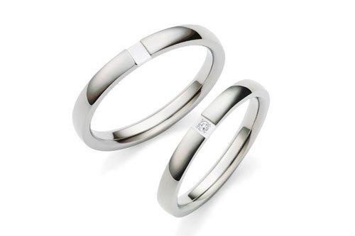 結婚指輪 ouchi チタンプラチナ900 2万円台