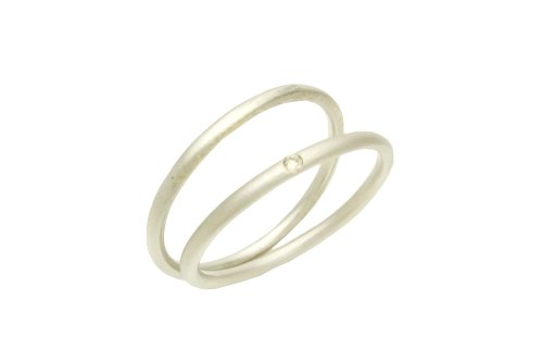 極細 タイニーリング プラチナ585 結婚指輪 2万円台