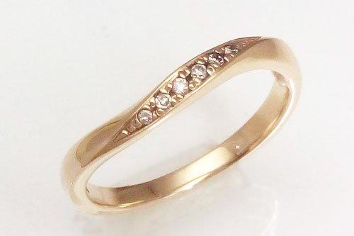 プルーヴA K10イエローゴールド 結婚指輪 2万円台