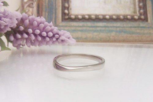 プルーヴE K10ブラックゴールド 2万円台 結婚指輪 Preuve(プルーヴ)