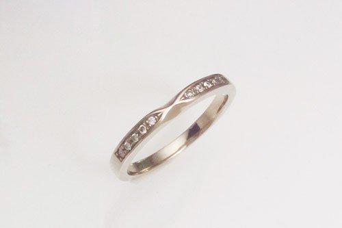 プルーヴB K10シャンパンゴールド ペア予算6万円 結婚指輪 Preuve(プルーヴ)