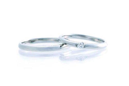 結婚指輪 3万円台 細身で可愛いタイプ