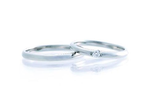 結婚指輪 リアン プラチナ585 3万円台