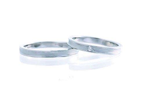 結婚指輪リアン nomble2 プラチナ585 4万円台