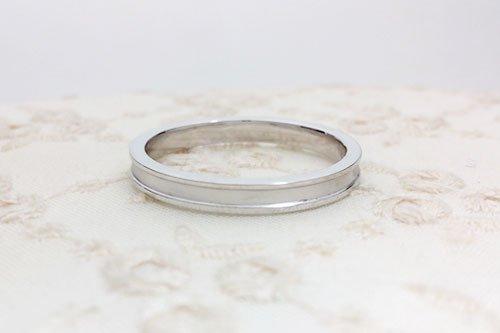 結婚指輪 リアン プラチナ585 4万円台