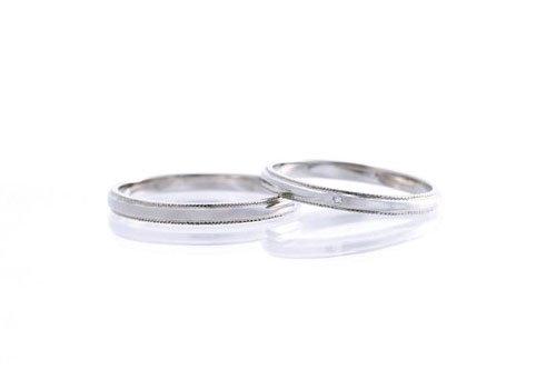 結婚指輪リアン nomble4 プラチナ585 3万円台