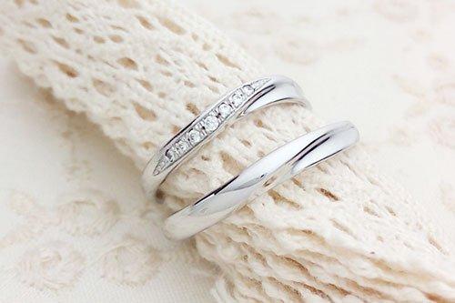 結婚指輪 4万円台 プラチナ900