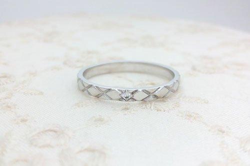 結婚指輪リアン nomble6 プラチナ585 3万円台