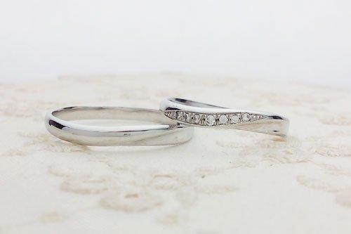 結婚指輪 3万円台 プラチナ585