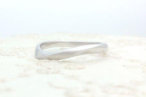 プルーヴA K10ホワイトゴールド 2万円台 結婚指輪