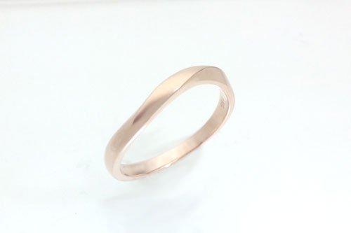 プルーヴA K10ピンクゴールド 2万円台 結婚指輪 Preuve(プルーヴ)
