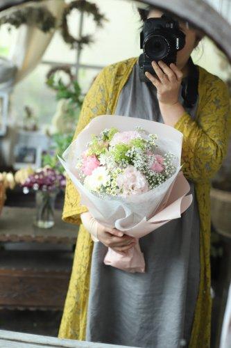 季節のおまかせ花束(5.500円)