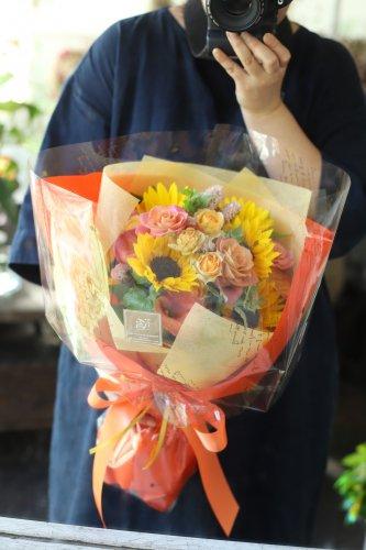 季節のおまかせ花束(6.600円)
