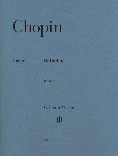 ショパン バラード 楽譜