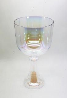 チタニウム・レインボー 聖杯 グレイル 7チャクラセット 5インチから7インチ 絶対音または432hz
