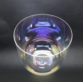 レインボーオーラ チタニウム・レインボー 7インチ 絶対音または432Hz