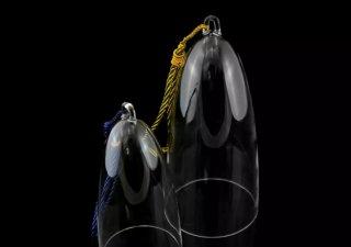 クリスタルシンギングベル チャクラセット 8個セット 6オクターブ 新作特別価格 440hz 432hz