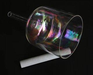 レインボーオーラ チタニウム・レインボー 6インチ プラクティショナー 絶対音または432Hz