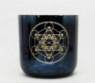 444HZ 大天使メタトロン メタトロンキューブ 5.5インチA チタニウムブラック
